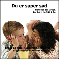 Du er super sød. CD eller download.