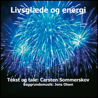 """Livsglæde og energi"" CD/download/app cover"