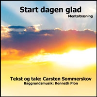 """Start dagen glad"" CD/download/app cover"