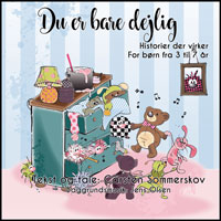 """Du er bare dejlig"" CD/Download/App Cover"