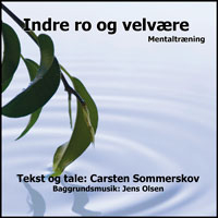 """Indre ro"" CD/download/app cover"