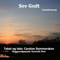 """Sov godt"" CD/Download/app cover"