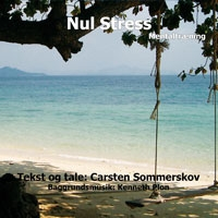 """Nul stress"" CD/download/app cover"